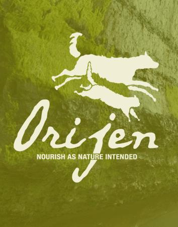 Hrana pentru caini orijen cu ingrediente prospete