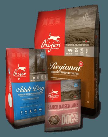 Hrana Orijen pentru caini si pisici