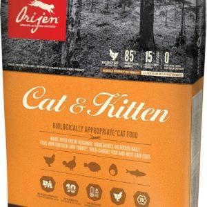 Hrana prisi Orijen Cat & Kitten HranaOrijen