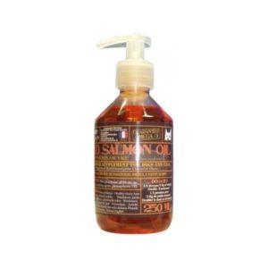 Ulei-de-somon-salbatic-Nutrivet-salmon-oil-pentru-caini-si-pisici-la-hranaorijen-250ml-600x600